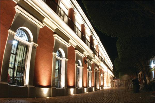 Arquitectura Original de 1800